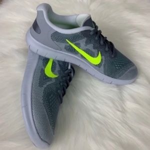 Nike Free RN Shoes Youth Size 6.5 New